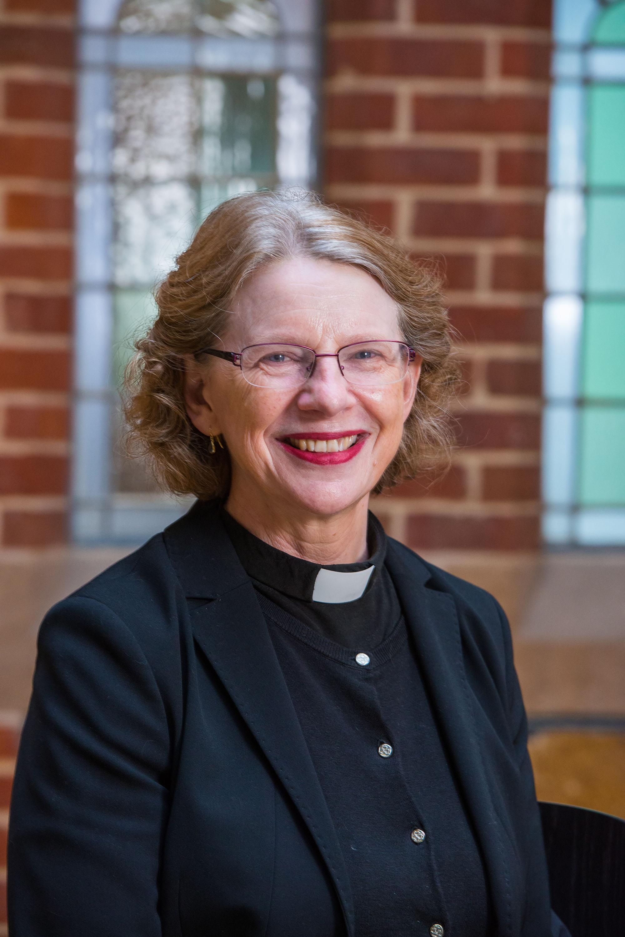 The Rev'd Canon Jenny Wilson