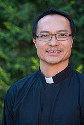 The Rev'd Dr Joseph Chung