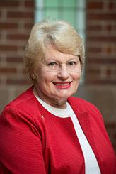 The Rev'd Dr Margaret Annells