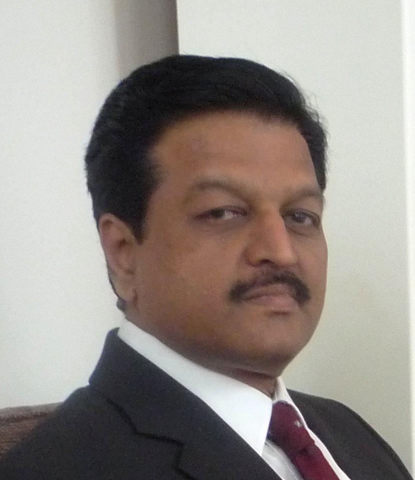 The Rev'd Dr Santhosh S Kumar